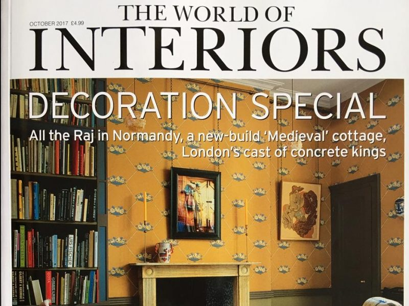World of Interiors – October 2017