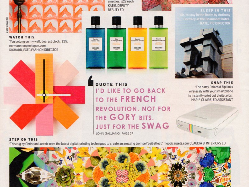 The Sunday Times Style – May 2015