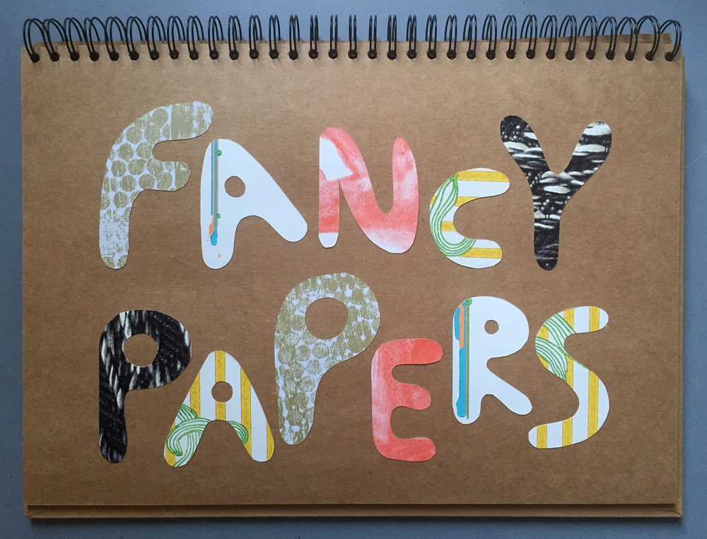 Fancy Papers image with CommonRoom wallpapers