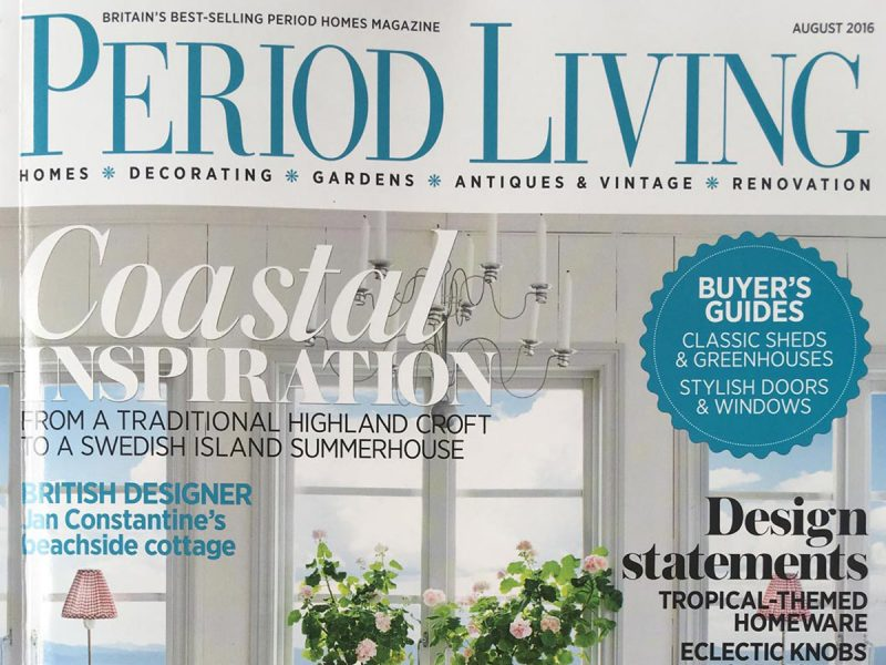 Period Living – August 2016