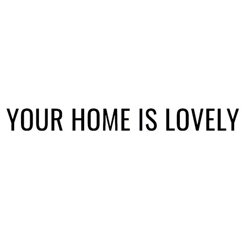 Your Home is Lovely Blog – February 2014