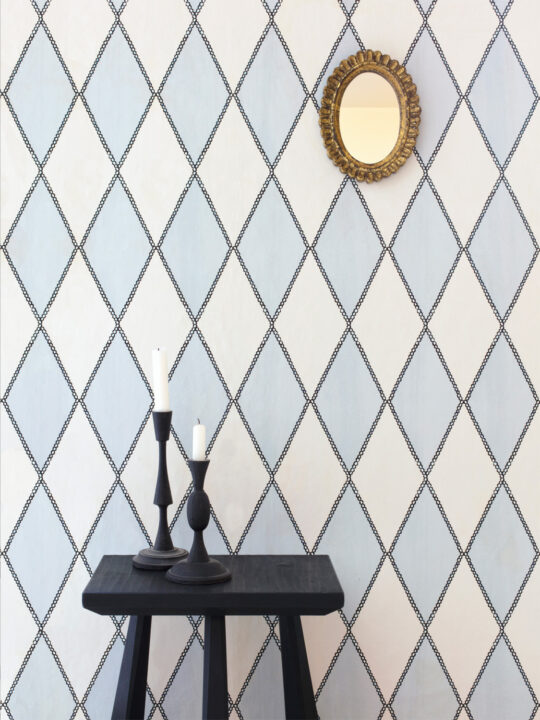 Fee Greening Harlequin Pearl Wallpaper