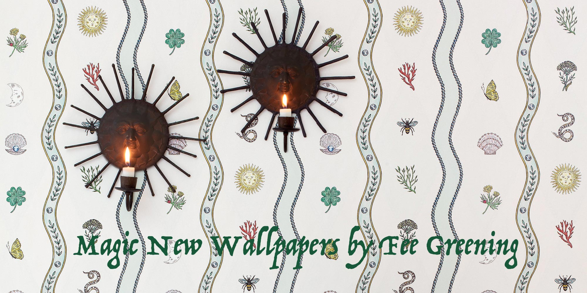 Magic new wallpapers by Fee Greening